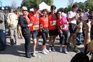 Sunny start to Warsaw Marathon