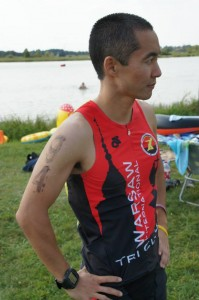 WITC at the Siedlce triathlon 2013