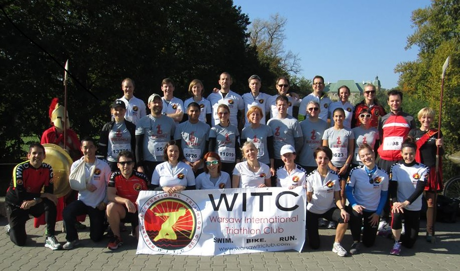 WITC out in force at the 2013 edition of Biegnij Warszawo